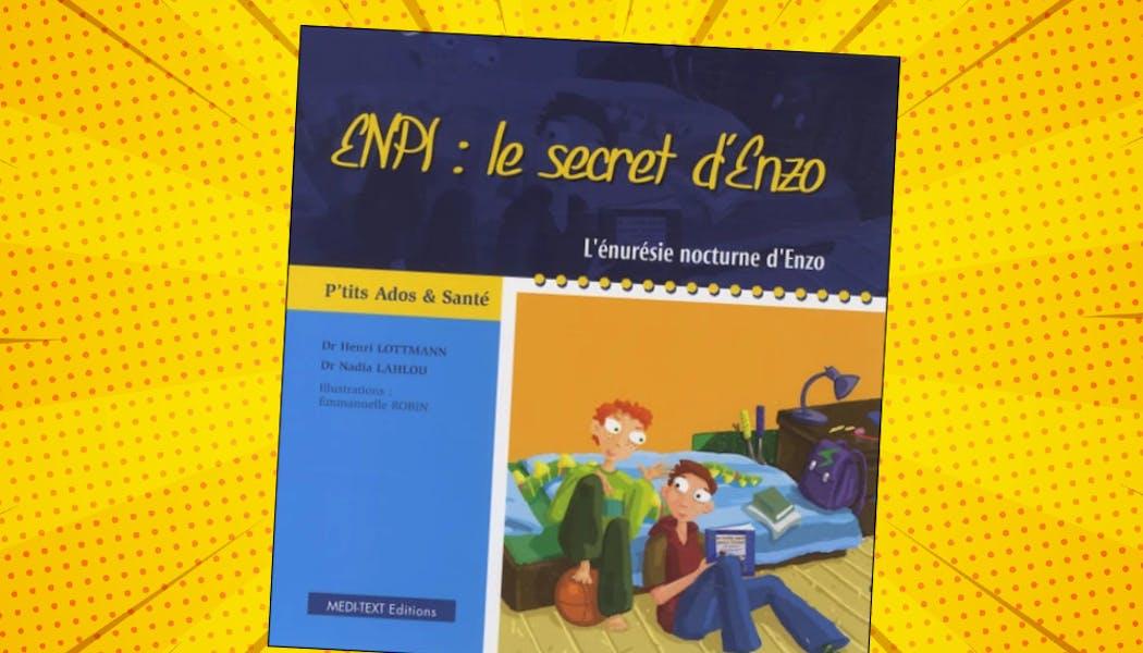couverture du livre ENPI : Le secret d'Enzo