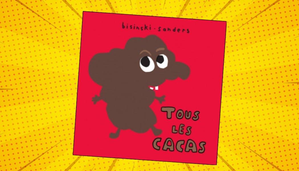 couverture du livre Tous les cacas