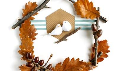 Top 20 des bricolages « nature » d'automne