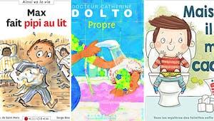 Top 10 des meilleurs livres qui parlent des toilettes aux enfants