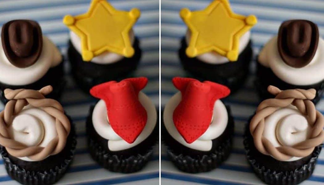 cupcakes du shérif