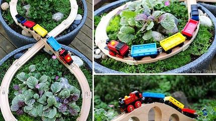 Jardin : 12 idées d'espaces de jeux pour enfants !