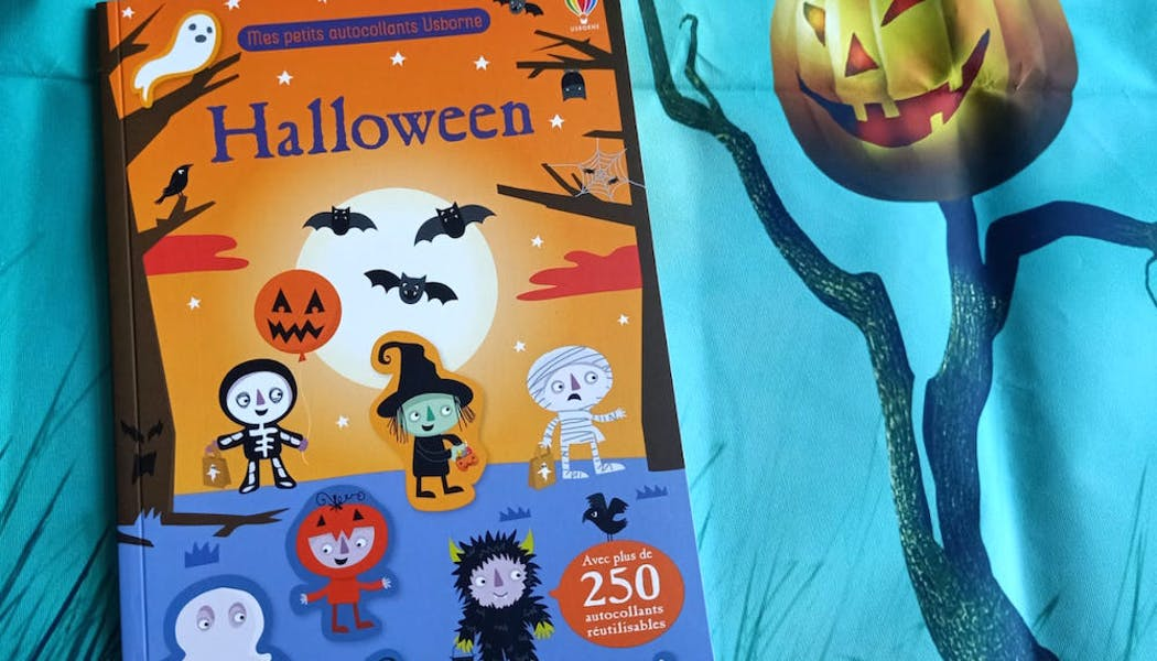 couverture Halloween