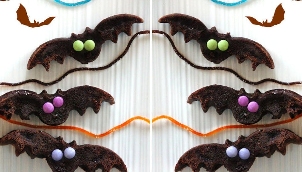 Chauve-souris au chocolat