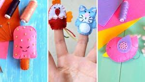 Top 15 des idées pour initier les enfants à la couture ou au tricot