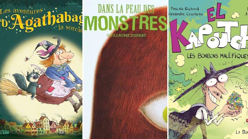 Top 15 des meilleurs livres jeunesse pour se faire peur pendant Halloween