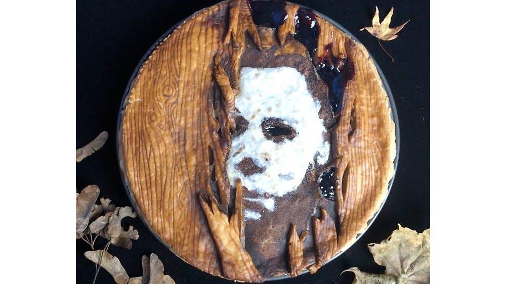 Tarte du film Halloween