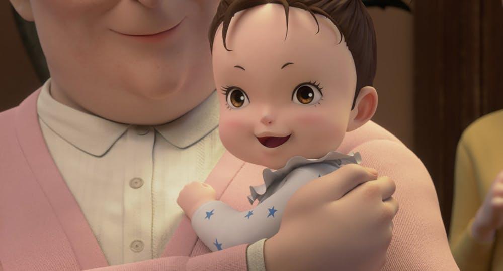 Aya et la sorcière Ghibli nouvelles images film 3D