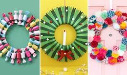 Top 22 des meilleures idées de couronnes de Noël (DIY)
