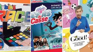 Shopping cadeaux de Noël : des jeux de société pour toute la famille