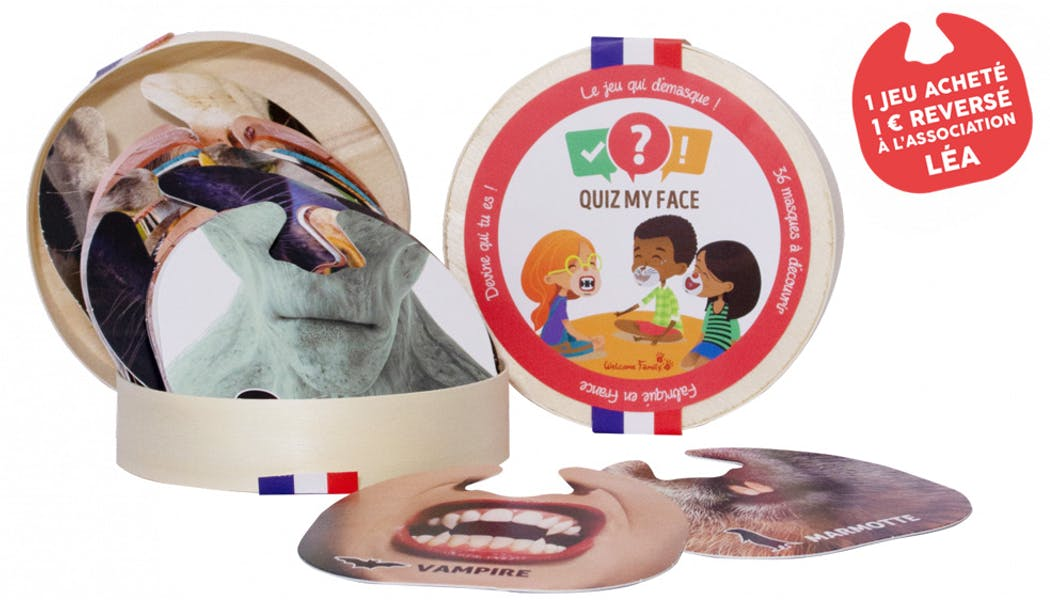jeu Quiz my face