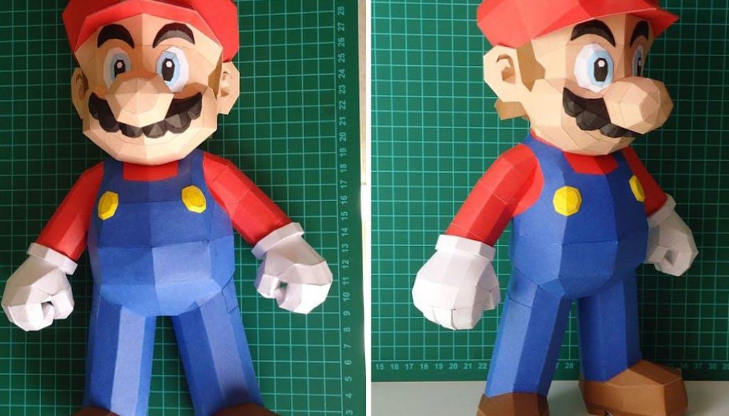 Mario de Mario Kart