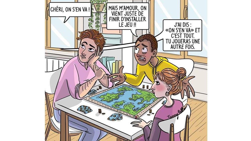 Fanny Vella dénonce en dessins les violences éducatives ordinaires subis au quotidien par les enfants