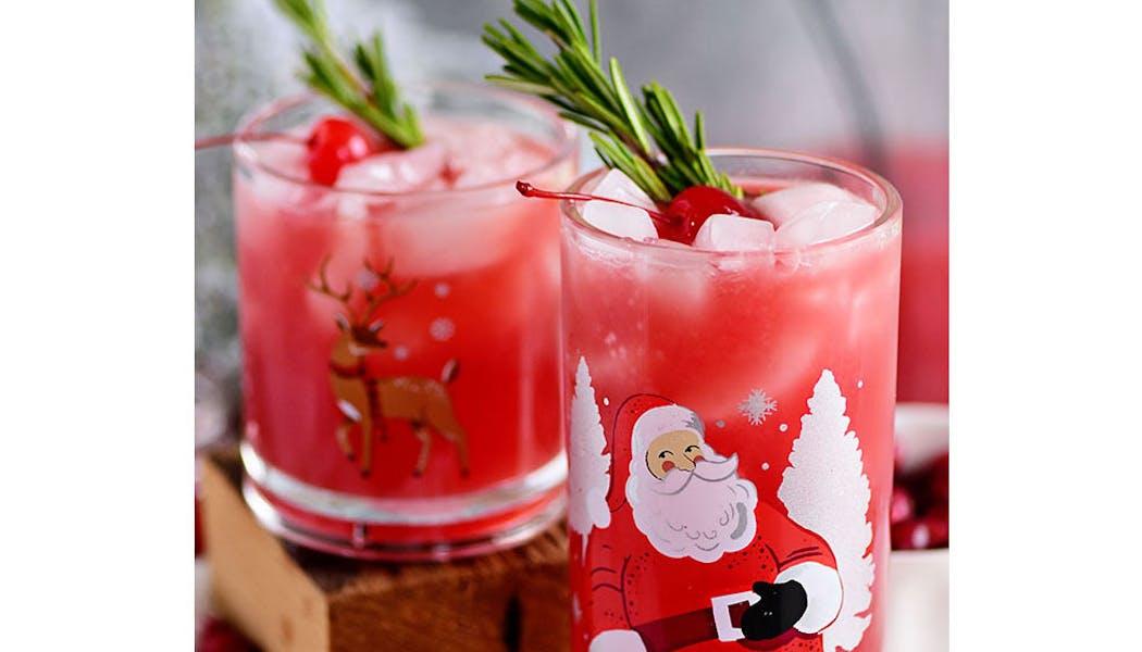 Le cocktail de Rudolph le renne