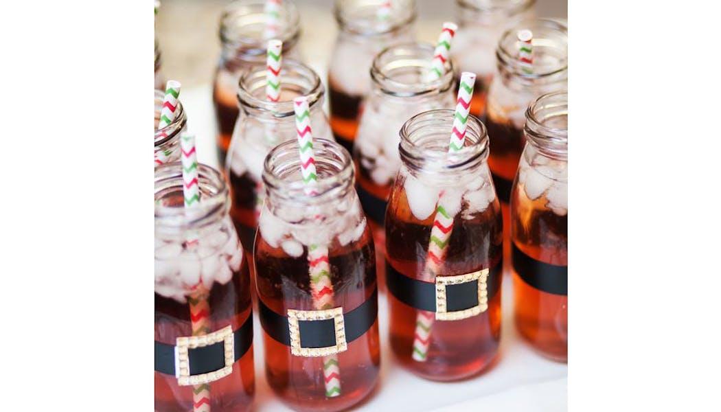 la boisson du Père Noël