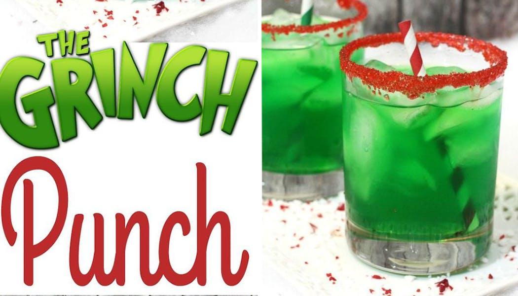 Le Cocktail du Grinch