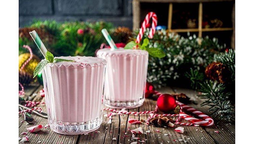 Le lait coco de Noël