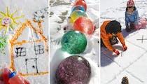 Top 10 des jeux pour s'amuser dans la neige