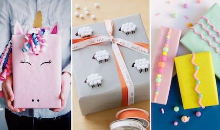 Top 19 des idées pour faire ses pochettes et papiers cadeaux maison