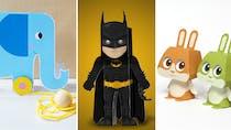 Top 17 des meilleurs paper toys pour jouer sans trop dépenser