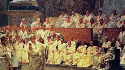 rome antique cicéron