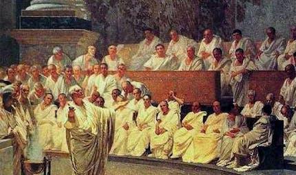 L'organisation de Rome