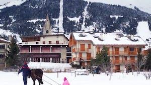 Les meilleures idées activités aux sport d'hiver pour   toute la famille
