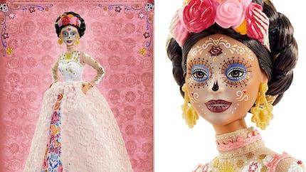 """Barbie : Mattel fête """"El dia de los muertos"""" avec une superbe poupée !"""