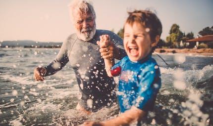 12 jolies citations sur les grands-pères