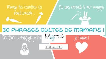 Mots d'enfants et citations célèbres sur les mamans