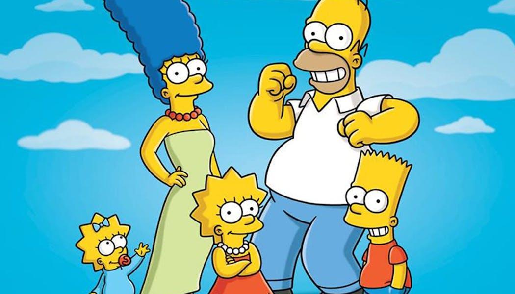 mamans de dessins animés Marge Simpson Les         Simpson