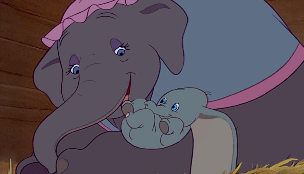 mamans de dessins animés Madame Jumbo Dumbo
