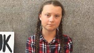 À 15 ans, elle fait la grève de l'école pour sensibiliser au changement climatique