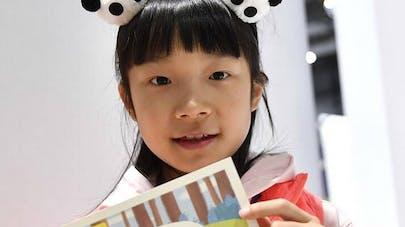 zoé 9 ans sauver pandas chine Cop25
