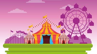 Les cirques du monde