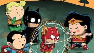 À quoi jouent les enfants des Super-Héros ?