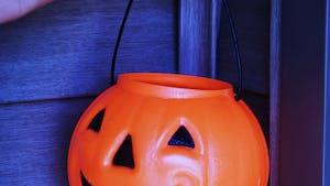 Acrostiche sur halloween