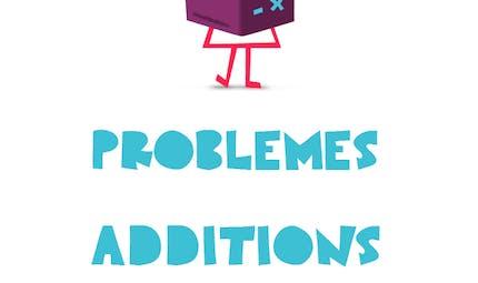ADDITIONS : Problèmes rapides / exercices
