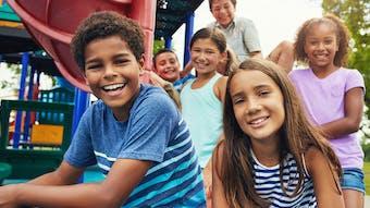 Aires d'autoroutes avec jeux pour enfants