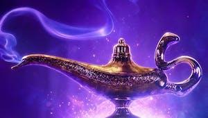Aladdin : l'affiche et le premier teaser du nouveau film Disney !