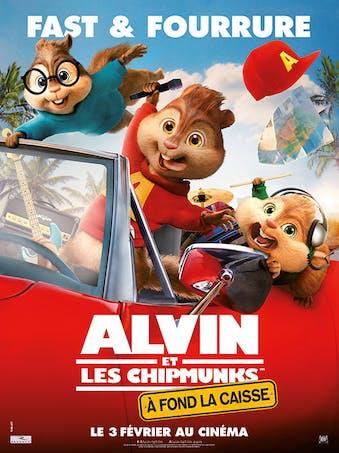 Alvin et les Chipmunks : À fond la caisse