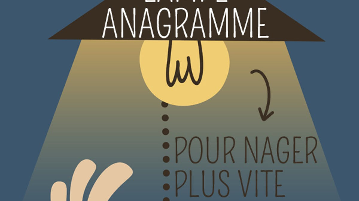 Anagramme exercice