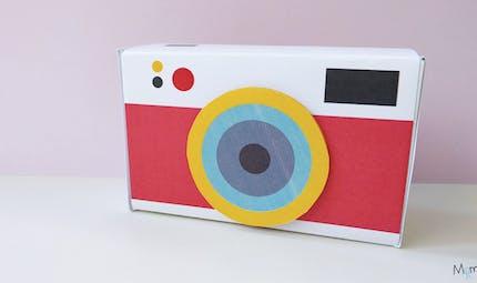 Appareil photo à imprimer pour jouer