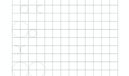 Apprendre à tracer de petits cercles