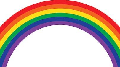 couleurs arc en ciel