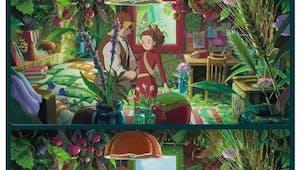 Arrietty : jeu des 15 erreurs