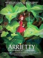 Affiche Arrietty le petit monde des chapardeurs