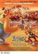 Affiche Asterix et les vikings