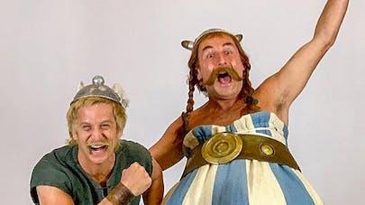 Astérix et Obélix film guimmaule canet gilles       Lellouche