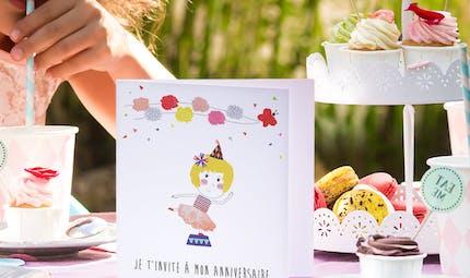 Cartes D Anniversaire Pour Enfants A Imprimer Momes Net